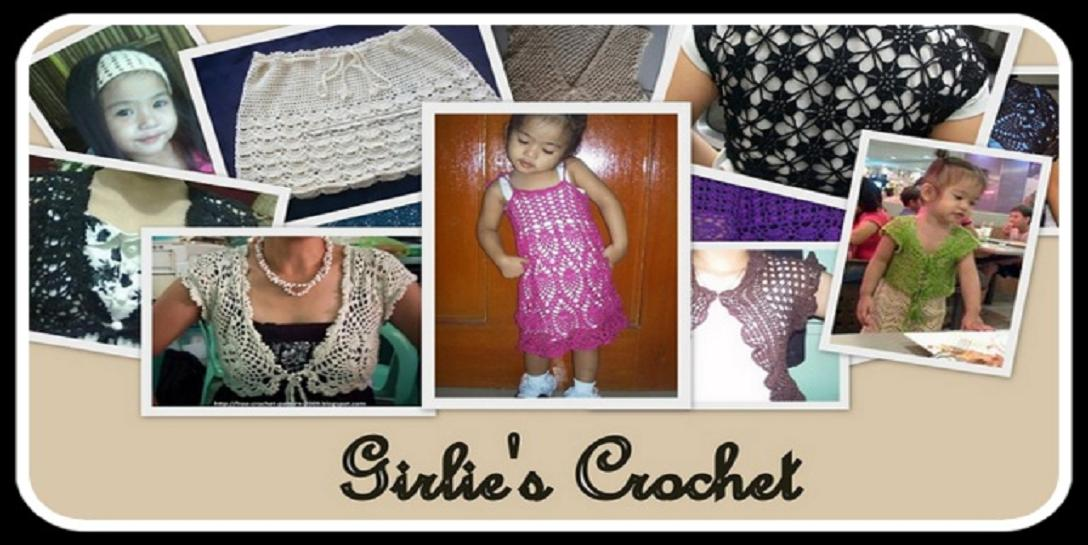 Girlie's Crochet