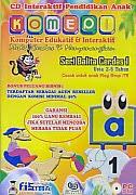 toko buku rahma: buku CD KOMEDI (Komputer Edukatif dan Interaktif ), penerbit dc interaktif anak