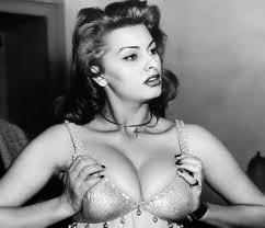 Sophia Loren 50s