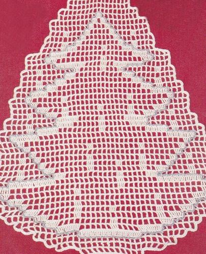 Nonsolodolciricette Schemi Gratis A Uncinetto Per Natale