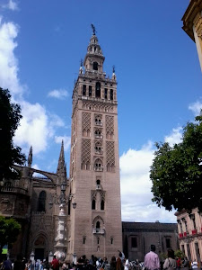 La giralda y mi Sevilla en Primavera