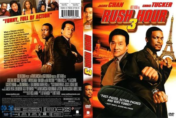 Nonton Rush Hour Season 1 (2016) Subtitle Indonesia