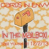 Cards in Envy Mailbox Tags