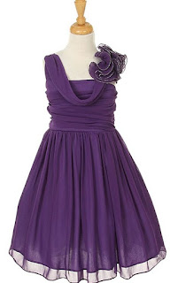 Vestidos Purpura, Ocasiones Especiales, Niñas, parte 2