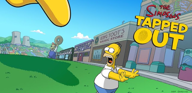 The Simpsons™: Tapped Out v4.1.2 APK