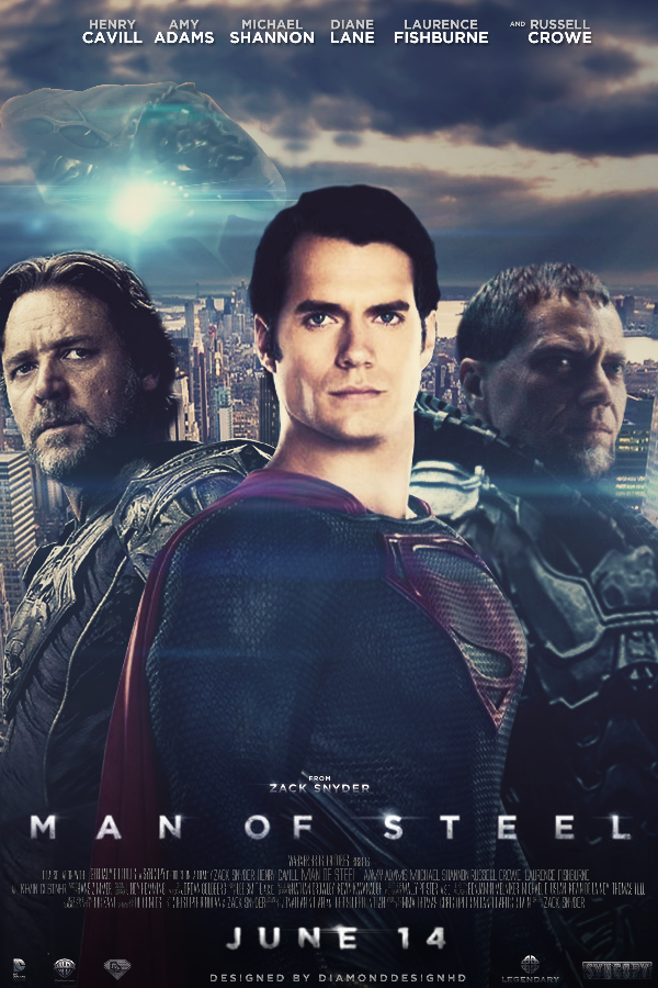 Sinopsis Film Man Of Steel   Superman