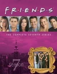 Những Người Bạn 7 - Friends Season 7