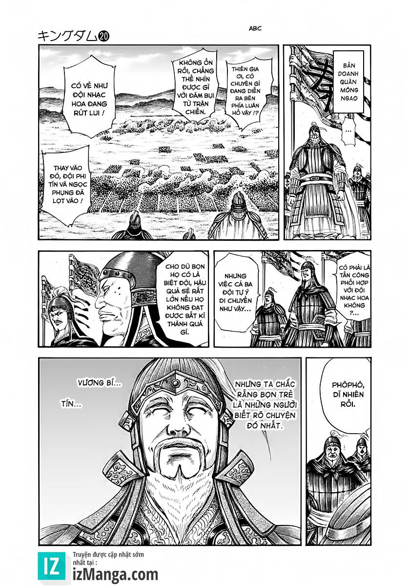 Kingdom – Vương Giả Thiên Hạ (Tổng Hợp) chap 217 page 13 - IZTruyenTranh.com