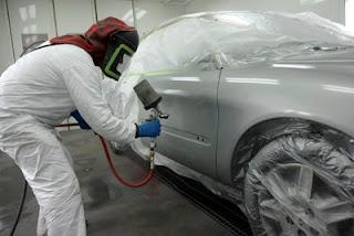 peinture de voiture prix