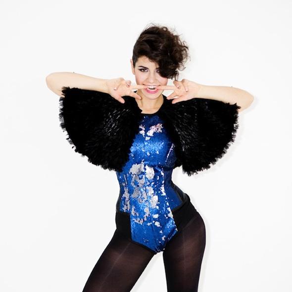 Marina and the Diamonds previews'Electra Heart' album listen now
