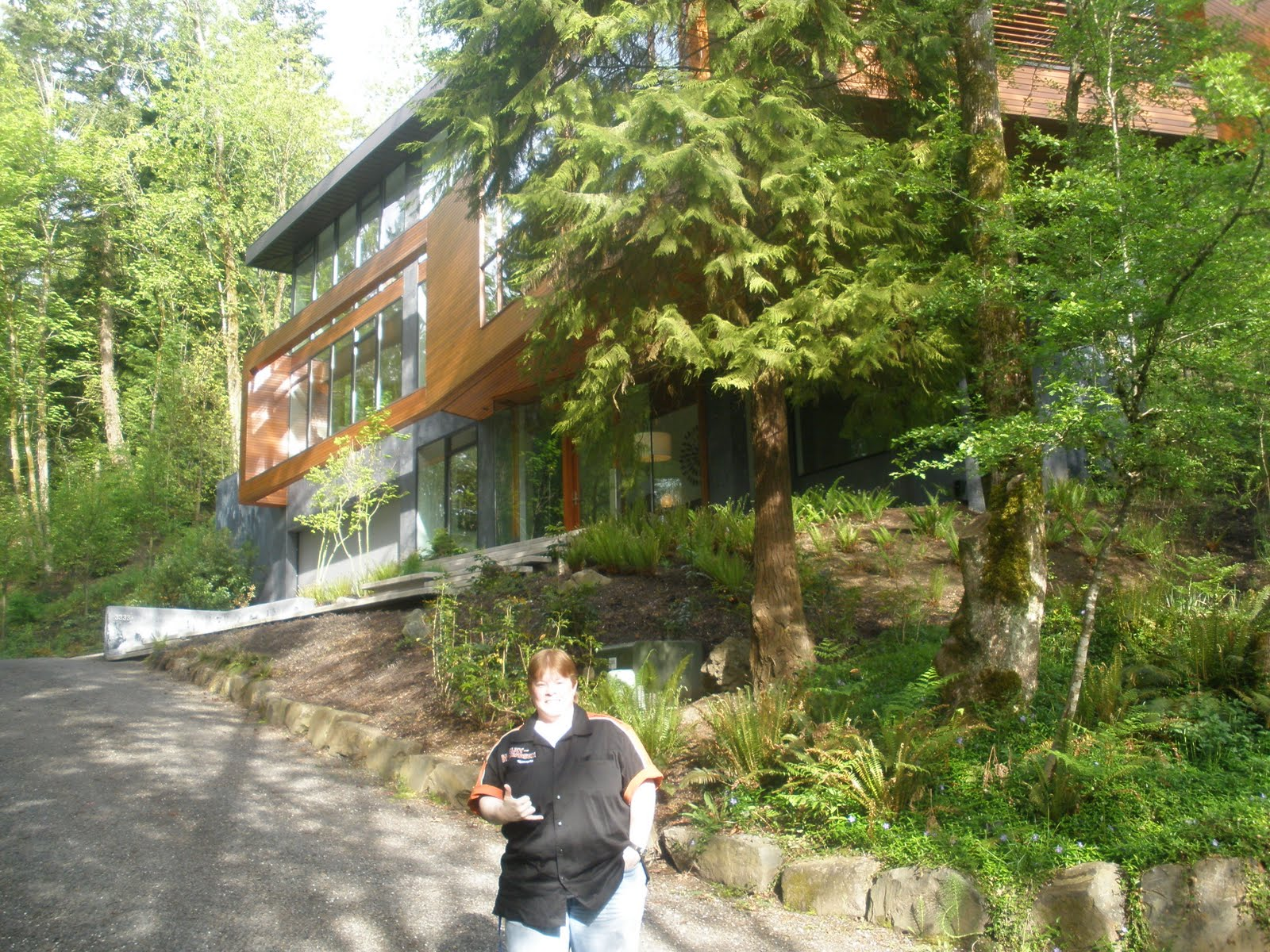 Twilight Travels 2011: The Cullen House - Portland