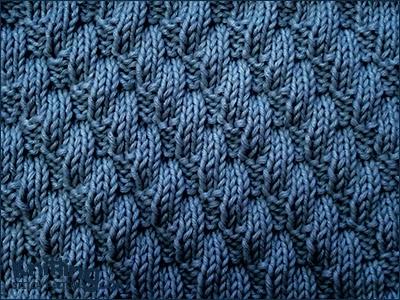 Knit Purl Stitches Patterns : Knitting Stitch Patterns