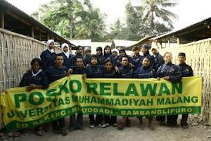Relawan Gempa Bantul 2007
