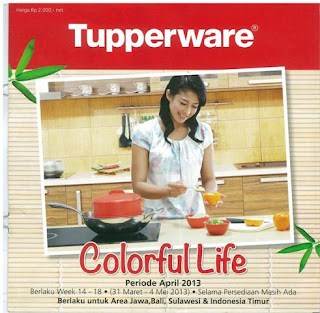 Hadiah Activity Tupperware Bulan Mei 2013 | Android App, Android