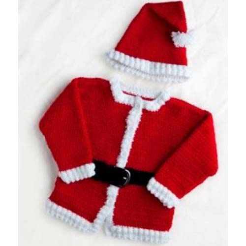 Baby Christmas Cardigan Knitting Pattern : Miss Julias Patterns: Free Patterns - 30+ More Christmas ...