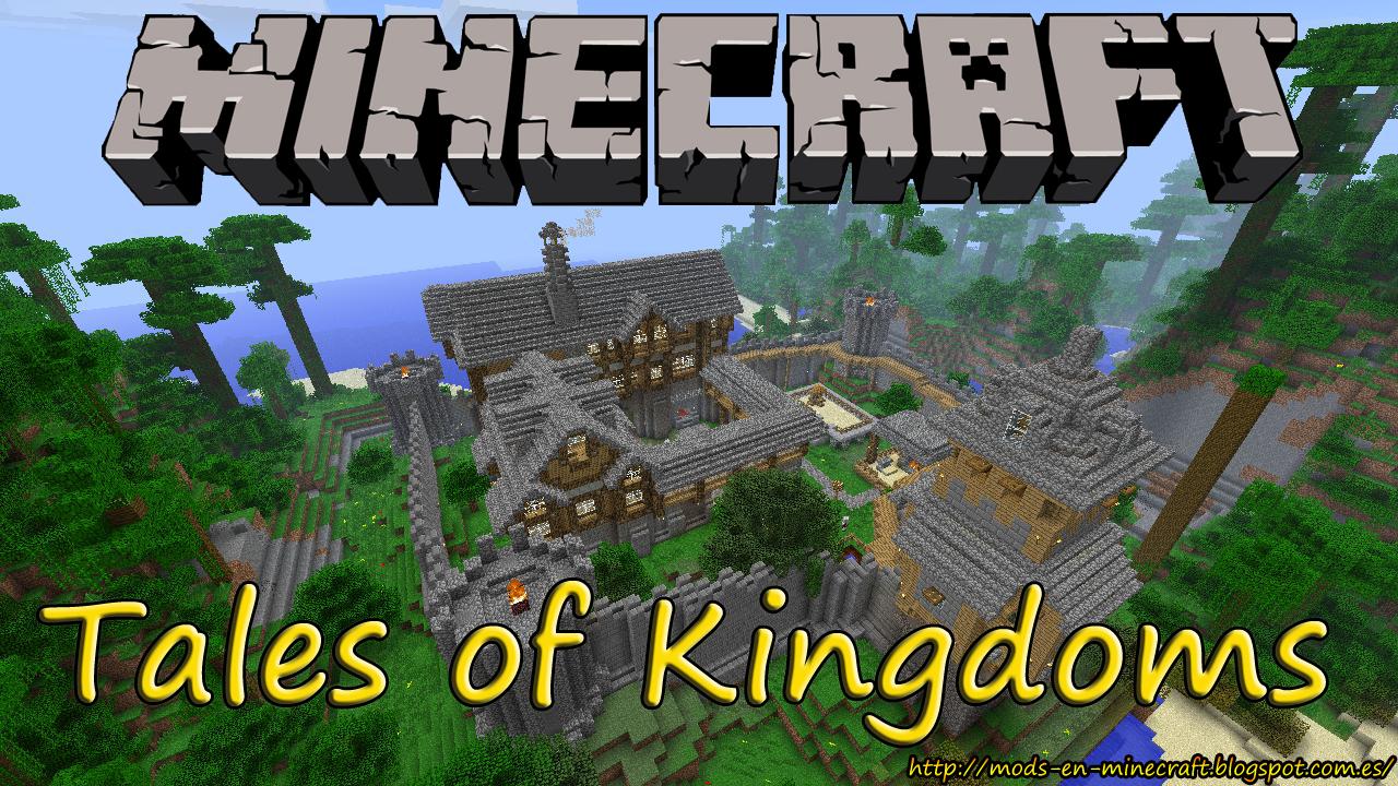 скачать мод майнкрафт 1.5.2 на tale of kingdoms