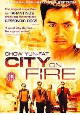 Thành Phố Rực Lửa - City On Fire