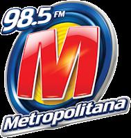 Rádio Metropolitana FM de São Paulo Ao Vivo
