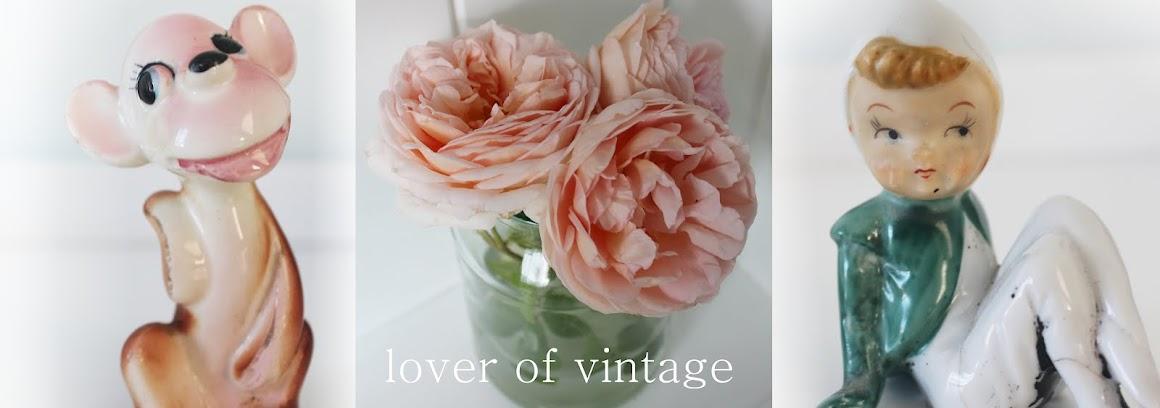 Lover of Vintage