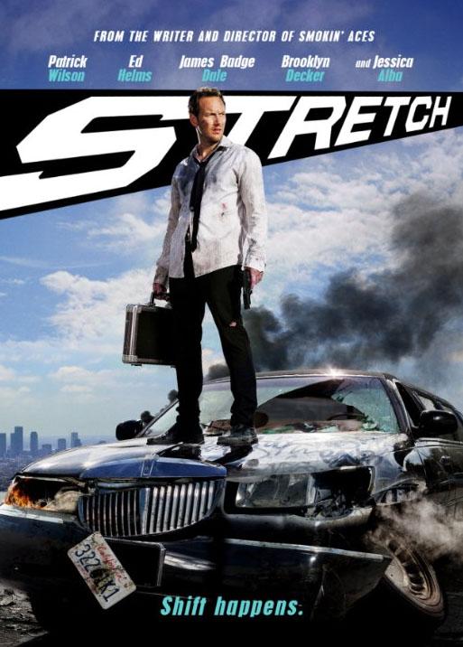 Stretch Torrent - Blu-ray Rip 720p Dual Áudio (2015)