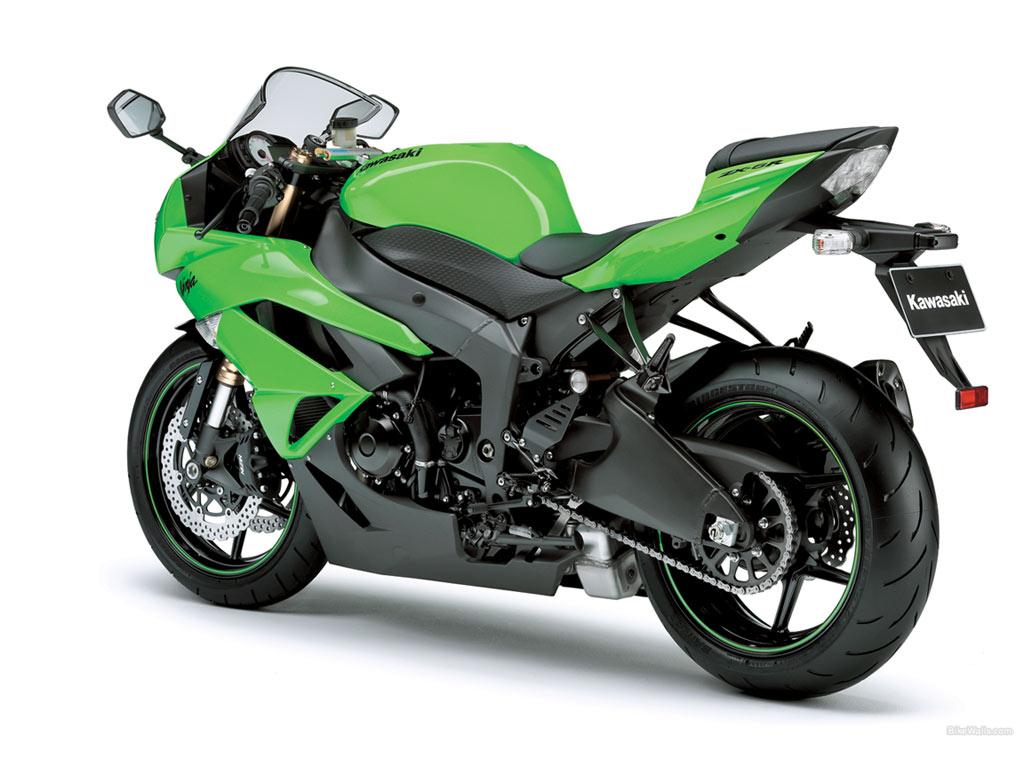 Super Motos  Moto kawasaki zx6r