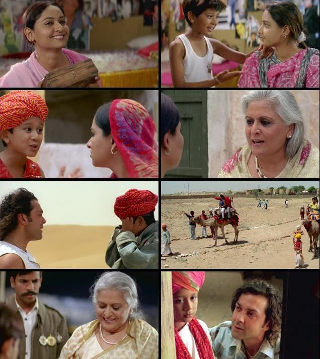 Nanhe Jaisalmer 2007 Hindi 720p HDRip