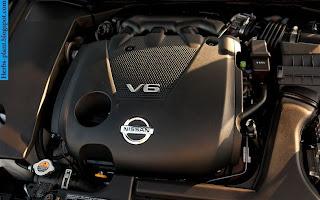 Nissan maxima car 2013 engine - صور محرك سيارة نيسان ماكسيما 2013