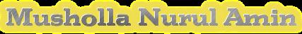 Musholla Nurul Amin