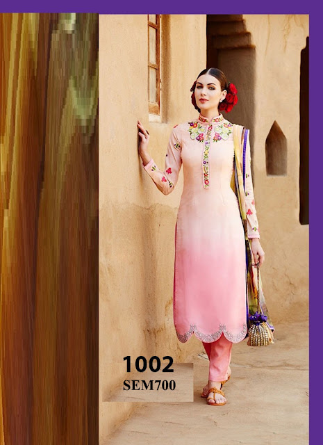 Different Design Beautiful Long Salwar Kameez – Exporter