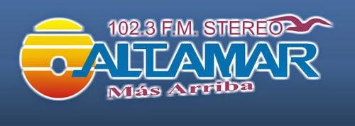 Radio Altamar 102.3 fm ilo