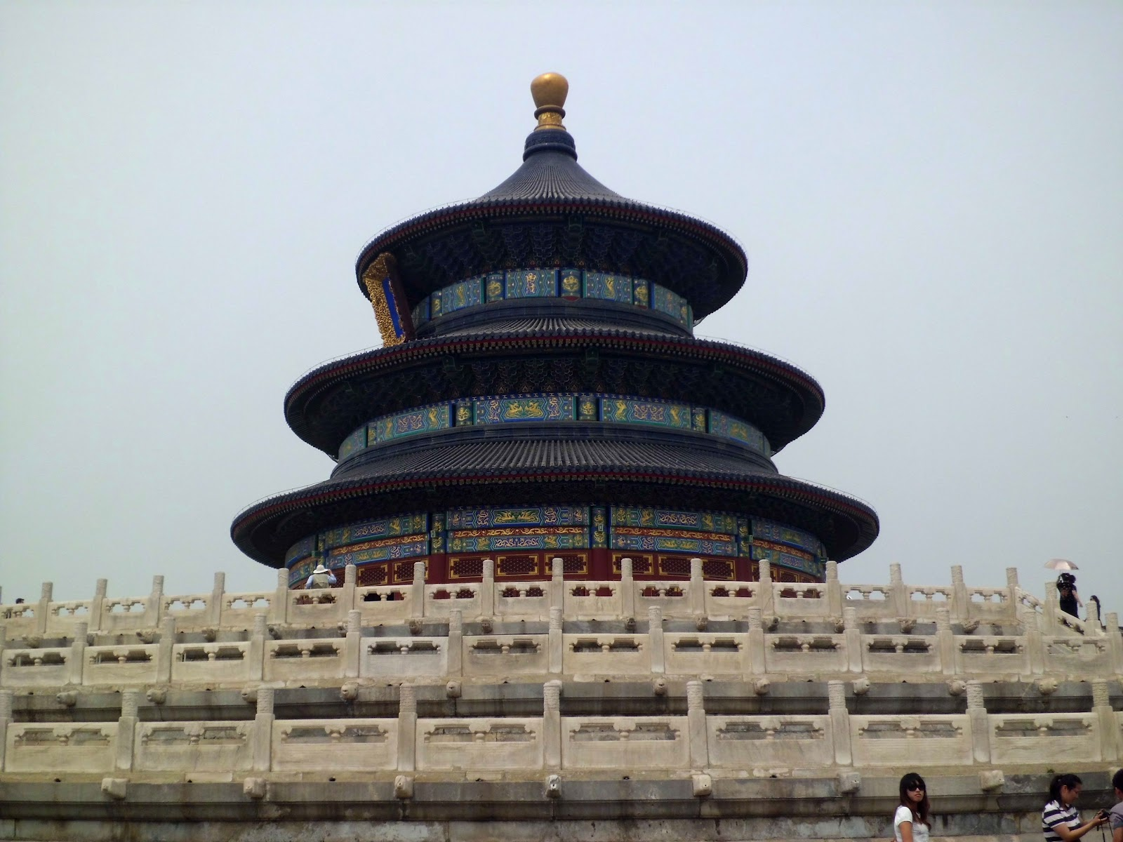 Beijing Tours The famous Temple of Heaven will leave you a deep