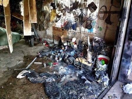 TP. Pleiku: Khởi tố đối tượng đốt nhà người khác