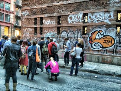 Paparazzi #Bansky #15::TwinTowers, NYC, #streetart, #graffiti
