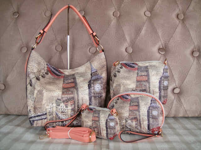 Tas Fashion 14749 (Pink)