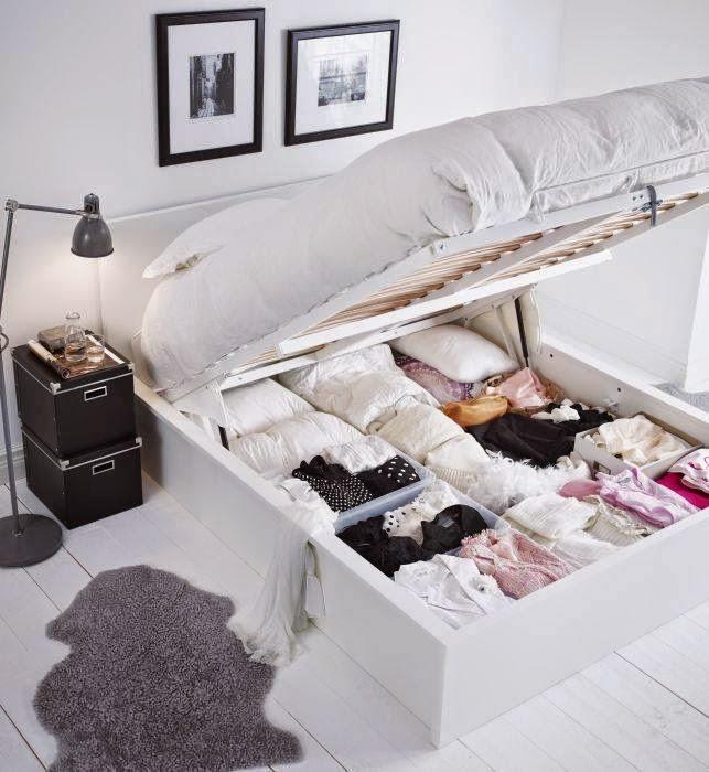 Beds Storage Ideas