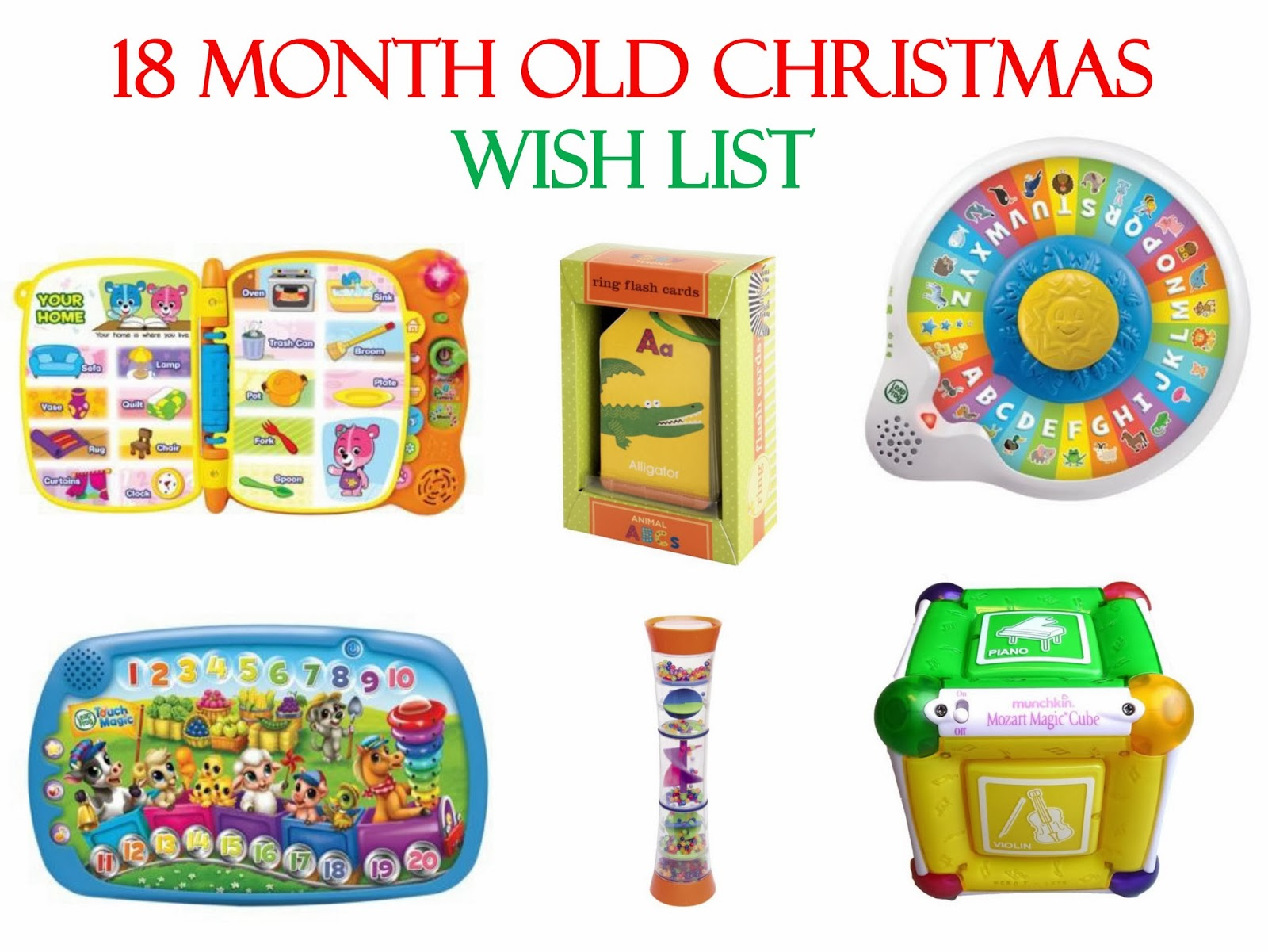 Our Little Miracles Christmas Wish Lists