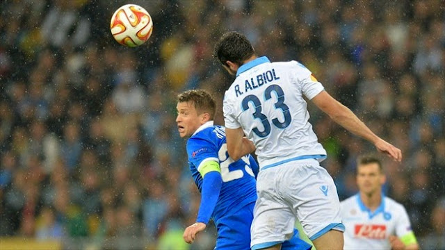 Highlights Dnipro 1 – 0 Napoli (Europa League)