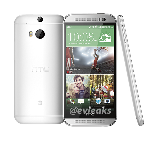 New HTC One for AT&T