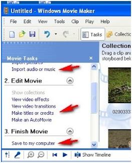 Cara membuat video dari foto (membuat foto menjadi video menggunakan