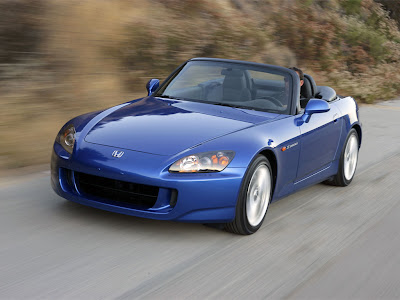 AUTO DEPORTIVO HONDA S2000 CARRO VERSION ROADSTER