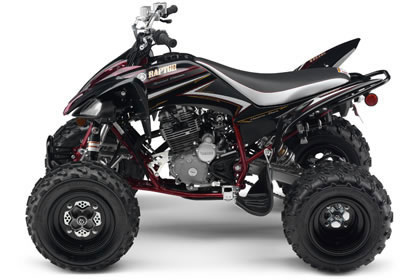 motorcycle news yamaha raptor 250 se 2009. Black Bedroom Furniture Sets. Home Design Ideas