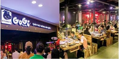 Địa điểm ăn uống Sài Gòn SCVivoCity