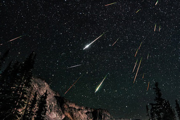 cara melihat Hujan Meteor Perseids