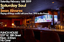 Saturday 2/16: Saturday Soul @ Punch House