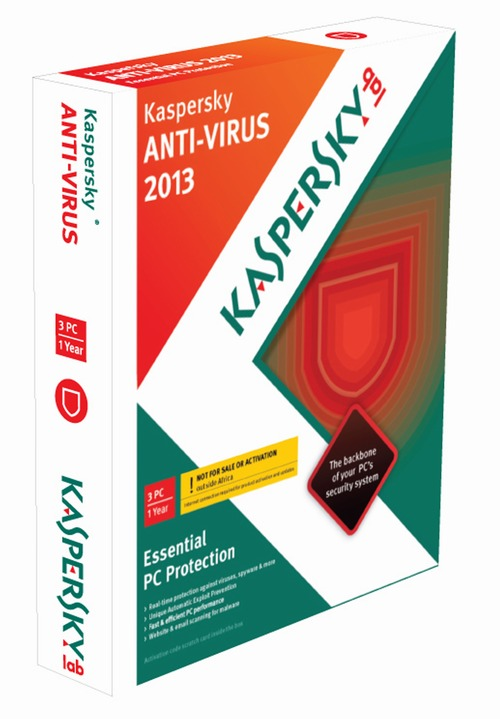 Terbaru Gratis 2013 | Download Antivirus KasperSky Full With Serial