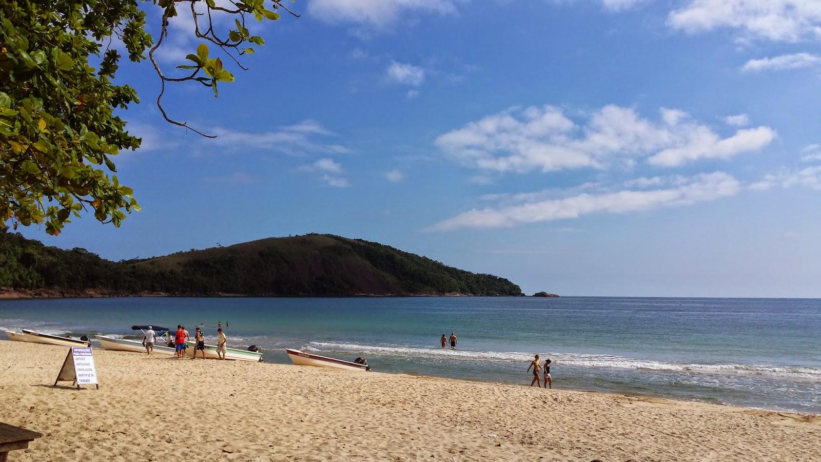 Praia do sono em Paraty, como chegar