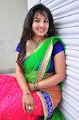 Actress Roshini Dazzling photo shoot-thumbnail-18