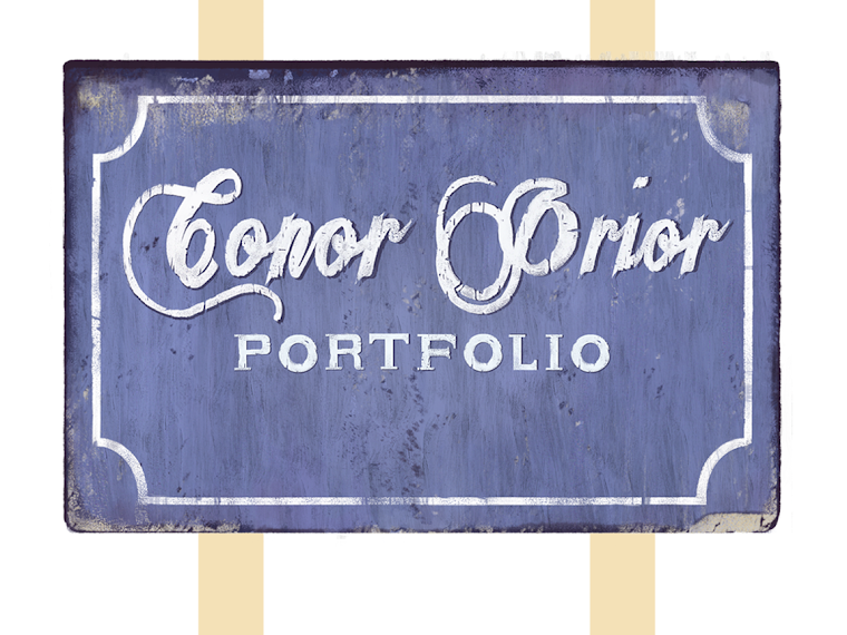 Conor Prior Portfolio