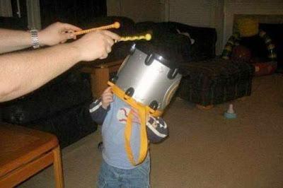 bayi lucu011 Gambar Lawak: Mengapa Lelaki Tidak Sesuai Menjadi Pengasuh Anak?