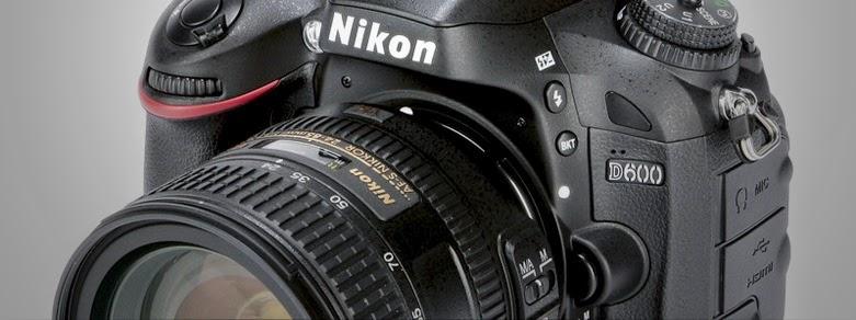 kamera Nikon D600